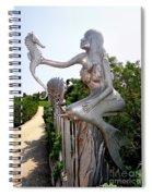 Hamptons Hideaway Spiral Notebook