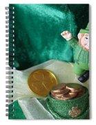 Happy St. Patricks Day Spiral Notebook