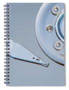 Hard Disc Spiral Notebook