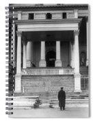 Harding Inauguration, 1921 Spiral Notebook