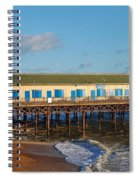 Hastings Pier Spiral Notebook