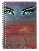 Hathor Spiral Notebook