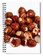 Hazelnuts Spiral Notebook