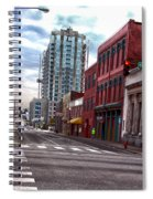 Street Photography Nashville Tn Spiral Notebook