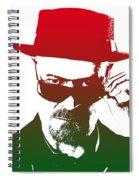 Heisenberg - 2 Spiral Notebook