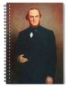 Henry Dupont (1812-1889) Spiral Notebook