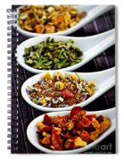 Herbal Teas Spiral Notebook