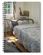 Heritage Cottage Museum On Bowen Island Spiral Notebook