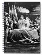 Hernando De Soto (c1500-1542) Spiral Notebook