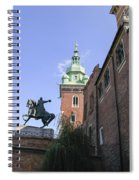 Historic Centre Cracow Poland  Spiral Notebook