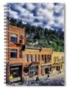 Historic Deadwood Spiral Notebook