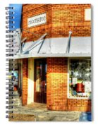 Hit The Bricks Spiral Notebook