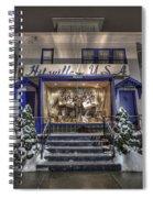 Hitsville Usa Spiral Notebook