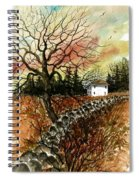 Home In The Distance Spiral Notebook