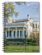 Home On St. Charles Ave - Nola Spiral Notebook