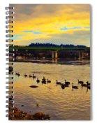 Homeward Bound Spiral Notebook