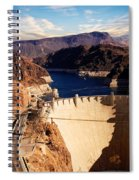 Hoover Dam Nevada Spiral Notebook