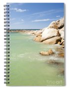 Horseshoe Bay South Australia Spiral Notebook