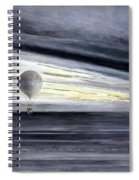 Hot Air Balloon, 1875 Spiral Notebook