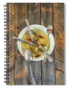Hot Soup Spiral Notebook