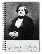 Howell Cobb (1815-1868) Spiral Notebook