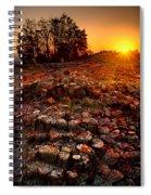Hughes Mountain Spiral Notebook