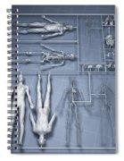 Human Cloning Spiral Notebook