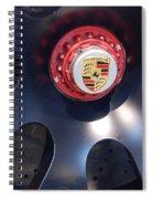Hybrid Wheel  Spiral Notebook