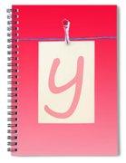 I Heart You Spiral Notebook