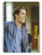 I Love You Babe Spiral Notebook