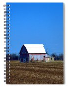 In The Heartland Spiral Notebook