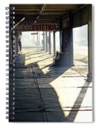 In The Shadows Of Mexicali Spiral Notebook