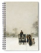 In The Snow Spiral Notebook