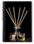Incense Sticks Spiral Notebook