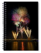 Independence Day  Spiral Notebook