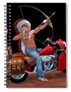 Indian Forever Spiral Notebook
