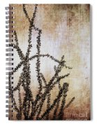 Indian Summer Spiral Notebook