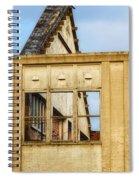 Industrial Building Spiral Notebook