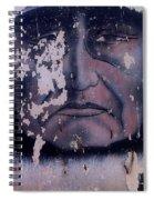 Iron Eyes Cody Homage The Big Trail 1930 The Crying Indian Black Canyon Arizona 2004 Spiral Notebook