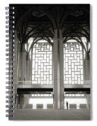 Iron Mosque Spiral Notebook
