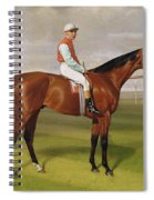 Isinglass Winner Of The 1893 Derby Spiral Notebook