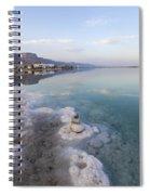 Israel Dead Sea Spiral Notebook