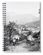 Italy Sorrento, C1869 Spiral Notebook