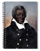 James Armistead Lafayette Spiral Notebook