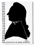 James Bowdoin (1726-1790) Spiral Notebook