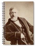 James G Spiral Notebook