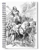 James Spiral Notebook