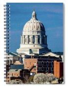 Jefferson City - Missouri - Missouri Spiral Notebook