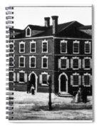 Jefferson's House, 1776 Spiral Notebook