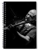Jero Ramiro Spiral Notebook